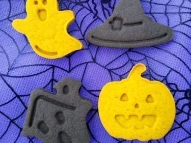 Halloween Pumpkin Spice Dog Treats