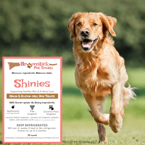 Shinies for Healthy Skin and Coat